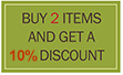 Buy 2 items and get a £5 discount