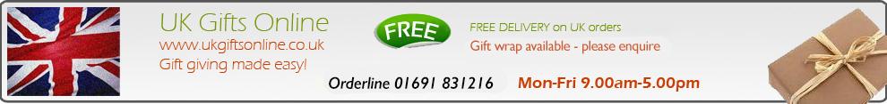 UK Gifts Online www.ukgiftsonline.co.uk